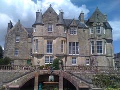 Torosay Castle, Mull