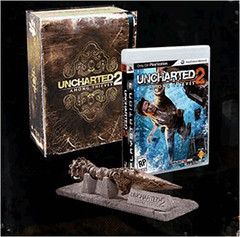 UNCHARTED 2 Among Thieves Fortune Hunter Edition