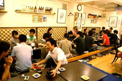 Niigatter in Nagaoka