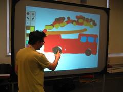 Brian's fire engine