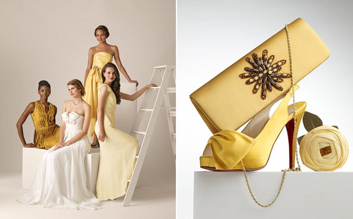 Wedding in Yellow 01
