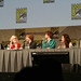 IMG_9563 - Anthony Daniels, Ashley Eckstein, James Arnold Taylor, Matt Lanter, Catherine Taber, & Tom Kane