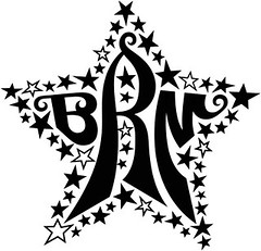 """BRM"" Star Design"