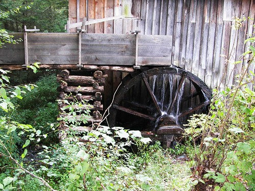 Historic Mill - Cades Cove
