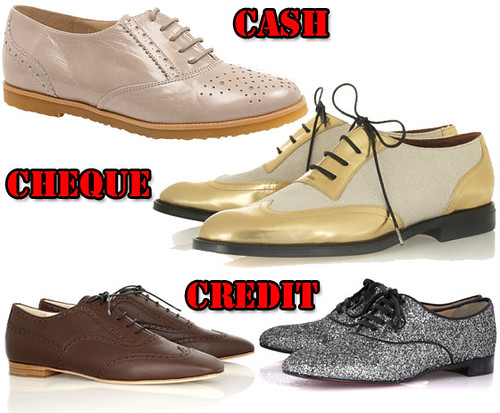 brogue-shoes-cash-cheque-credit