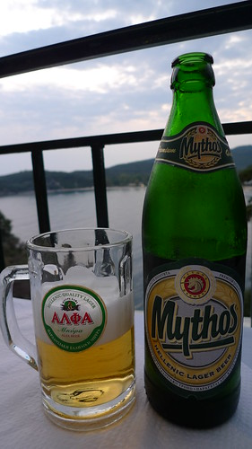 Bottled Mythos