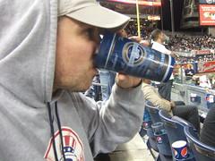 Yankee Blue Cup