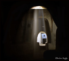 It's a Peaceful Town ! (Bashar Shglila) Tags: world old city light sahara photography town gallery desert photos top best most worlds popular libya  ghadames libyen    lbia  libi libiya sahran liviya ghadamis libija      lbija  lby libja lbya liiba livi
