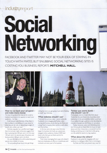 DrinksBiz - Oct Nov 2009 - Page 14