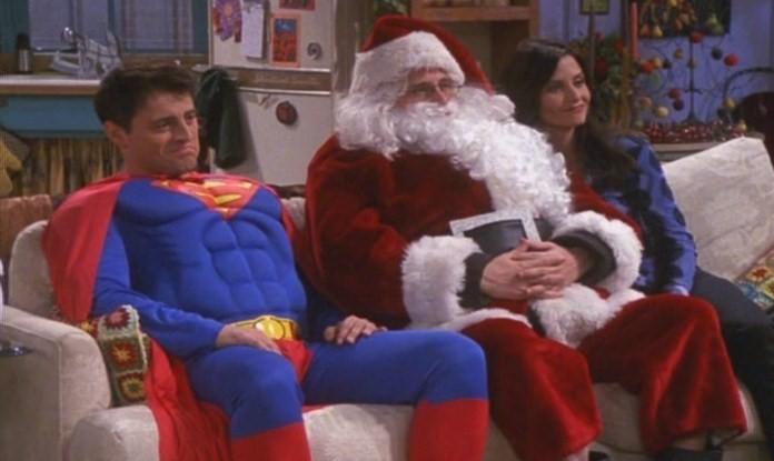 Friends: Joey, Chandler, Monica