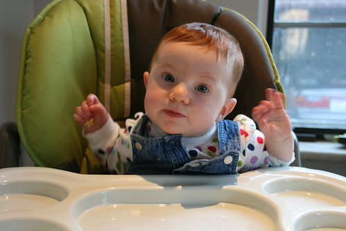 Baby vs finger food
