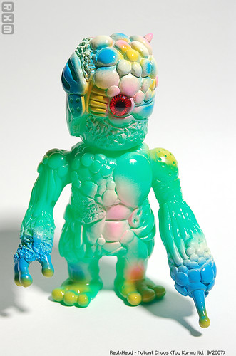 RxH - Mutant Chaos (Toy Karma ltd 9-07)