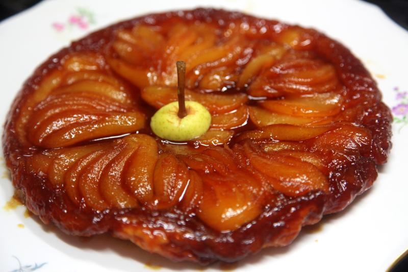 Apple And Pear Tarte Tatin Recipes — Dishmaps