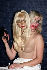 Torture Garden - Halloween Ball (siberfi) Tags: london halloween club de los couple couples f1 dia diadelosmuertos muertos 2009 cf se1 alltheworldsastage torturegarden halloweenball