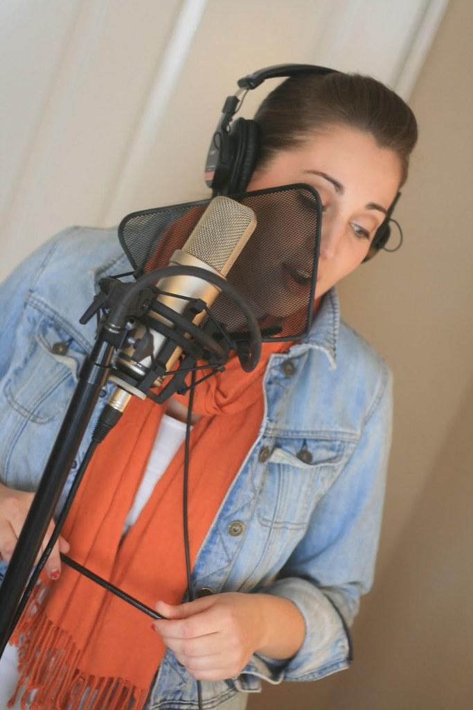 Rachel recording