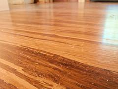 Le plancher en bambou