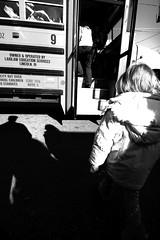 _MG_4013-65 (k.a. gilbert) Tags: school shadow bw bus girl charlotte daughter fieldtrip preschool 116 lightroom bording tokina1116mmf28