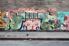 Badfoot108 (carnagenyc) Tags: nyc newyork brooklyn graffiti oze grunts badfoot kyt 907 oze108