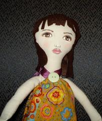 My Suzi Blu Doll (shannonbailes) Tags: artdoll clothdoll humanfigure suziblu