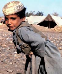 Afghan refugee boy (bokage) Tags: pakistan boy afghanistan war refugee tent afghan conflict peshawar bokage
