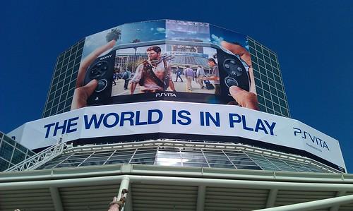 PS Vita ad E3 2011