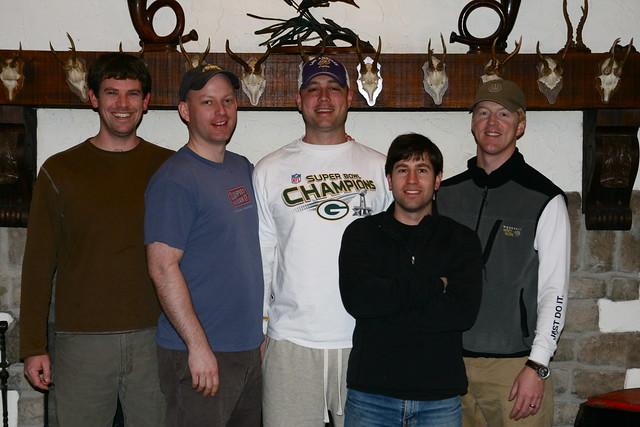 cabin boys 2011
