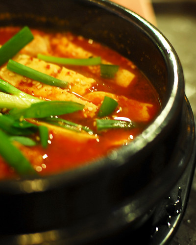 Spicy Kim chi soup - DSC_0532