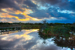 Sunrise at Wakodahatchee Wetlands (Michael Pancier Photography) Tags: nature birds florida wako hdr fineartphotography delraybeach naturephotography wakodahatcheewetlands naturephotographer abigfave floridaphotographer michaelpancier michaelpancierphotography wwwmichaelpancierphotographycom