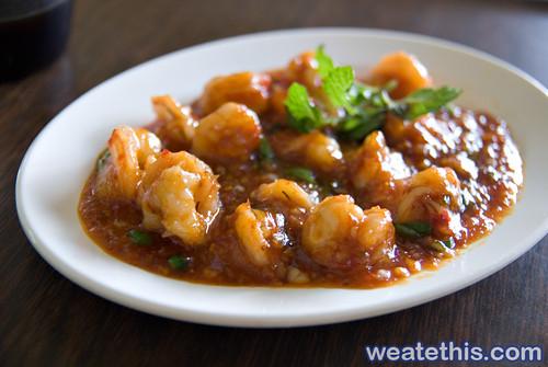 Restoran Teow Chew Meng - Aman Suria/Sunway Mas - Sweet Sour Prawn