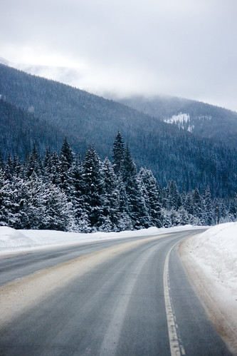 The Road to Berthoud Pass