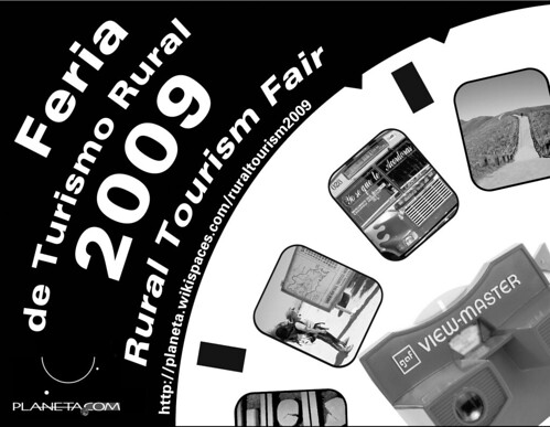 Free Flyer! Rural tourism fair (viewmaster)