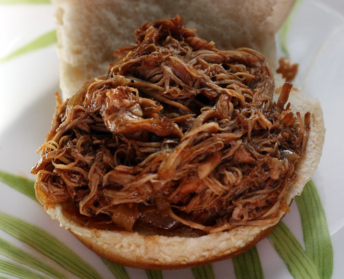 Hello, Hawaii How are You Pulled Chicken