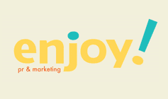 enjoy! PR and marketing