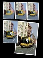 Bus Urbano-Tutorial (Xoan Baltar) Tags: bus azul illustration farola amarillo urbano electricidad dibujo autobus making tutorial ilustracin iphone ourense scketches baltar orense xoan flickup exclusivas xoanbaltar mariamansa expurense