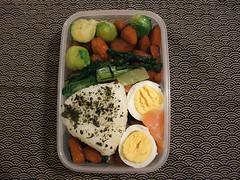 Bento Challenge week 3 - my bento n.4