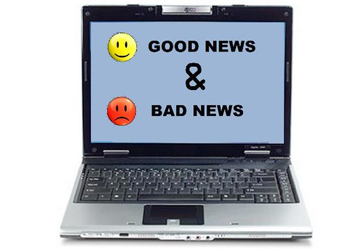 """Good News and Bad News"""