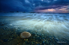 Stormy Sky (DanielEwert) Tags: ocean park camping wild washington bravo state pacific northwest hiking national backcountry remote olympic