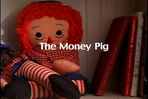 The Money Pig is now on Youtube!