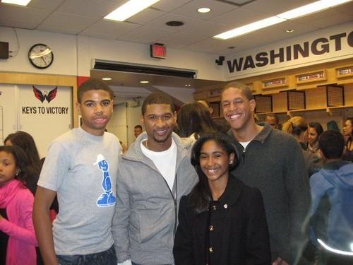 Max, Usher & Friends