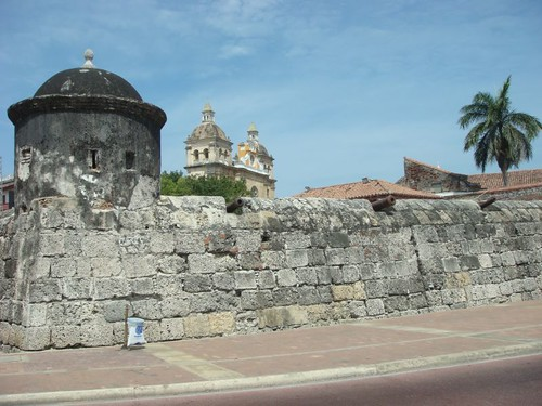 Cartagena City Wall...