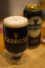 Original (Skink74) Tags: original 20d beer glass dof drink bokeh can guinness stout eos20d goblet nikkor35f14 nikkor35mm114ai