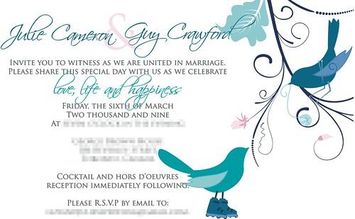 wedding invitations background. the wedding invitations G