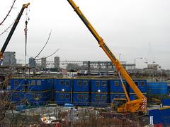 Olympic construction (Tetramesh) Tags: uk greatbritain england london construction unitedkingdom britain ring londres olympics londra olympicpark stratford greenway londen londinium lontoo llondon tfl the london2012 transportforlondon jimwalker londyn llundain 2012olympics londn  londona londain londono londonas davidsharp tetramesh londrez thegreenway walklondon  loundres stuartmcleod colinsaunders 2012summerolympics walklondoncapital londr lndra rogerwarurst brianbellwood orbitalsworkingparty londonwalkingforum jenniehumphreys alexandrarook abimansley