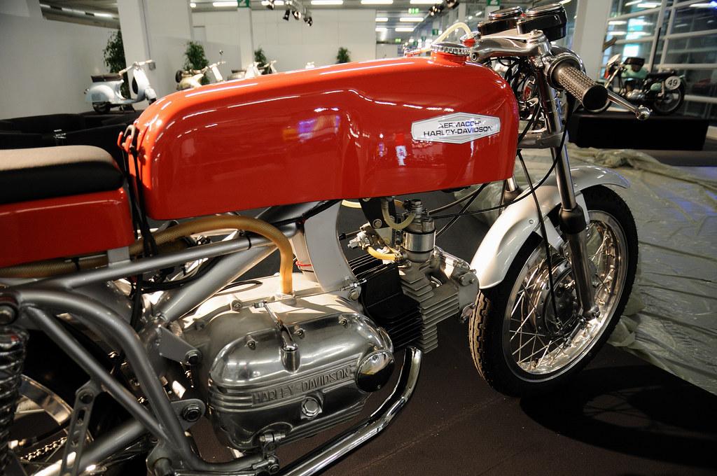 The Italian Harley (Aermacchi)