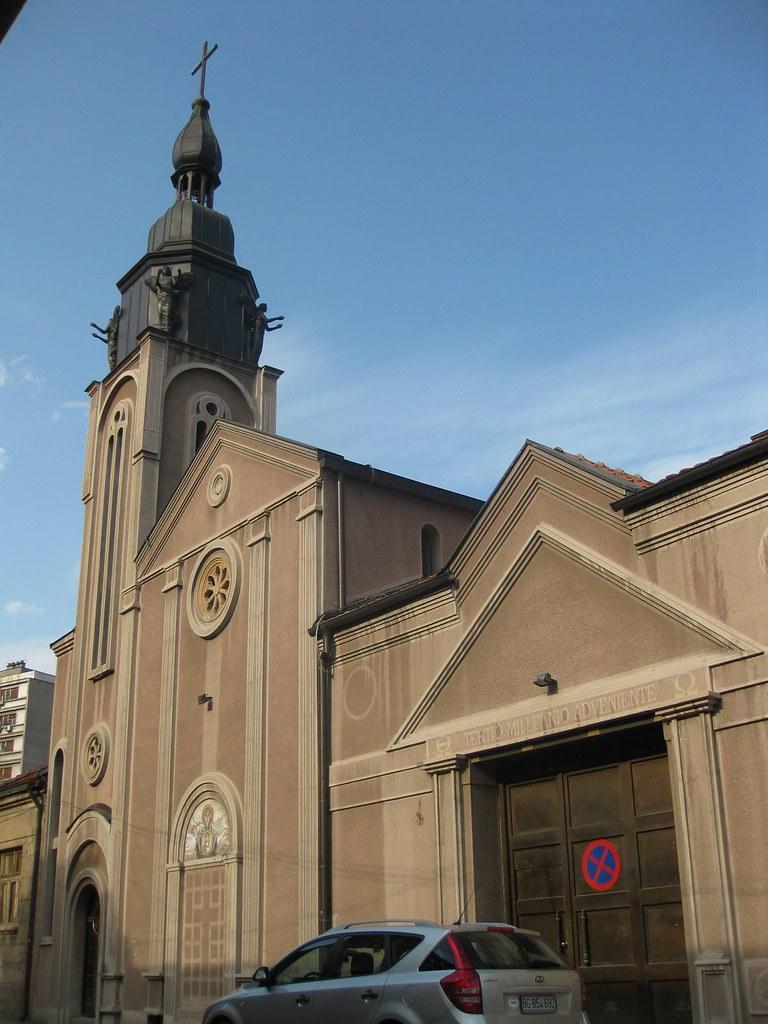 Katolička Crkva u Nišu Katolička Crkva