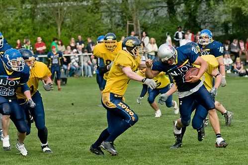 Football Injoy Hanfrieds vs. Leipzig Lions