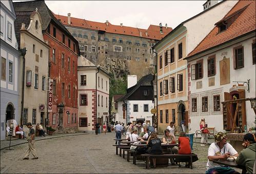 Những ngôi làng cổ quyến rũ nhất châu Âu
