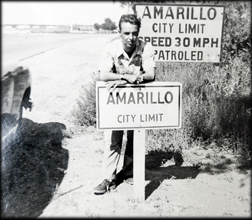 amarillo-sign