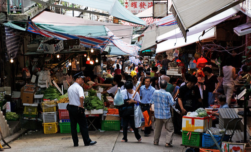 Hong Kong Markets 07