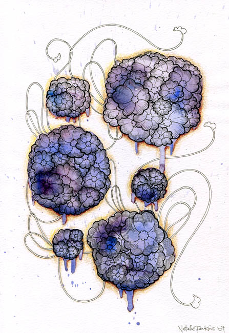 Flower Baubles